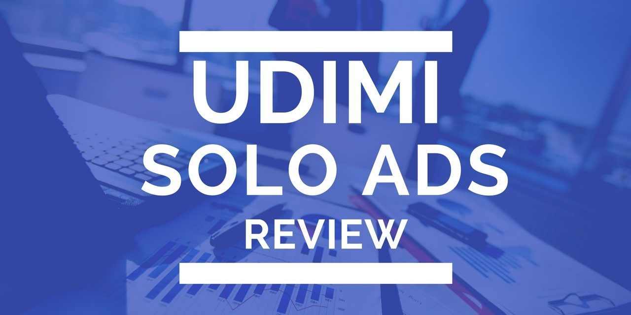 What Is Udimi Solo Ads
